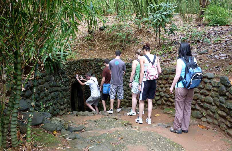 Cu Chi Tunnels Luxury Half Day Tour