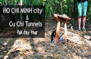 Saigon and Cu Chi Tunnels Day Tour