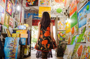 Saigon Graffiti and Street Art Walking Tour