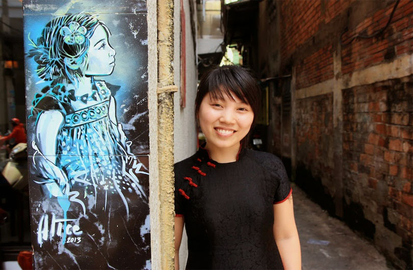 Saigon Graffiti and Street Art Walking Tour