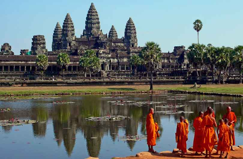 Angkor Romantic Escape
