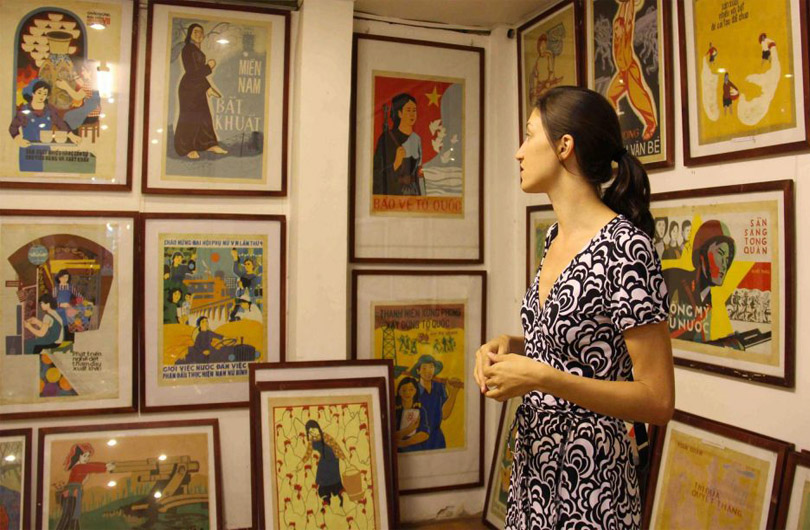 Sophie's Art Tour in Saigon