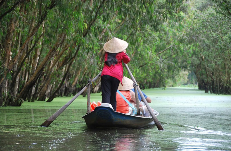 Can Gio Mangrove Forest and Monkey Island