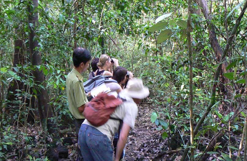 Explore Nam Cat Tien National Park