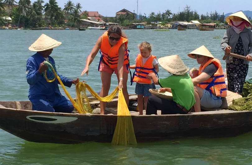 Hoi An Farming and Fishing Life