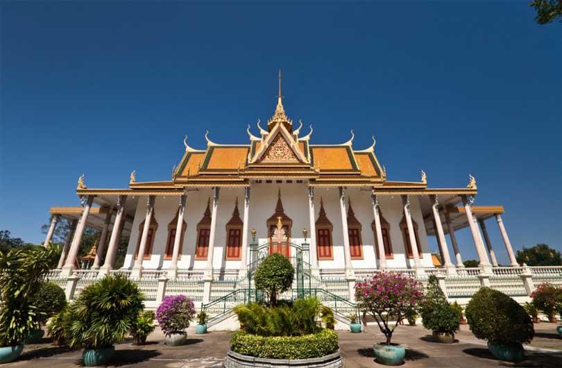 Saigon to Phnom Penh via Mekong Delta