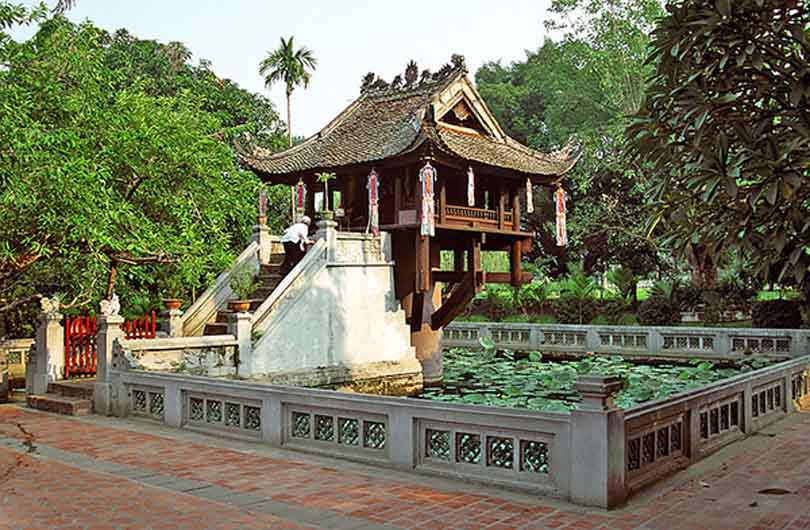 Hanoi City Private Half Day Tour