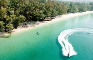 cambodia-Sihanoukville-beach