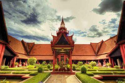 Fascinating Phnom Penh Tour