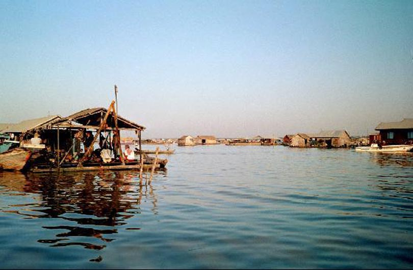 Cambodia Along The Mekong