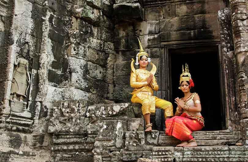 Romantic Cambodia Stay