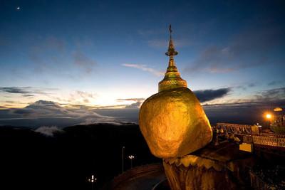 Yangon and Golden Rock