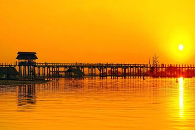 Yangon and Mandalay