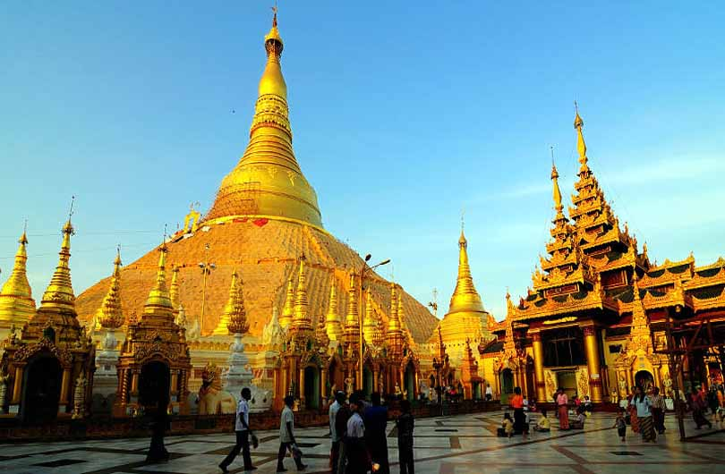 Explore Yangon Tour
