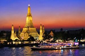 Bangkok to Saigon via Cambodia
