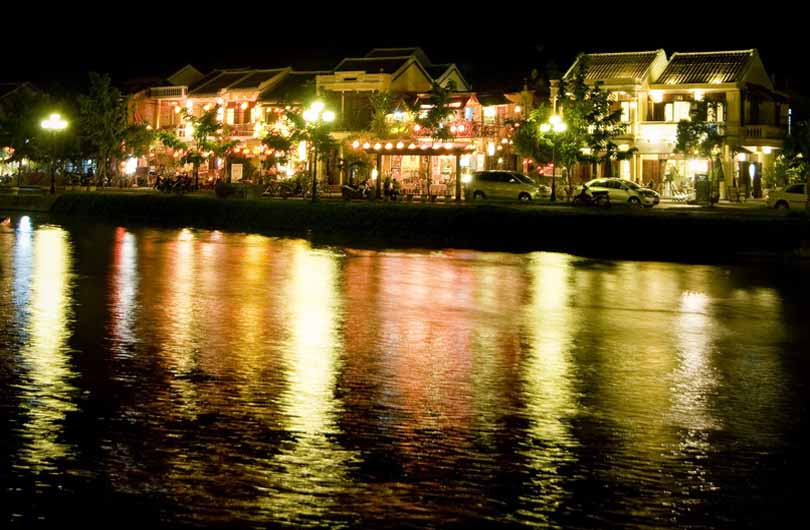 Hoi An Romantic Sunset Dinner Cruise