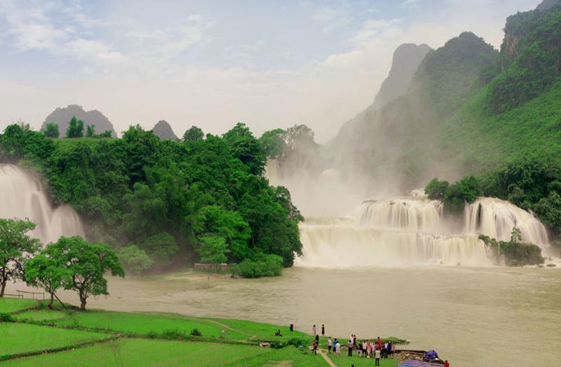 Ba Be Lake and Cao Bang Adventure