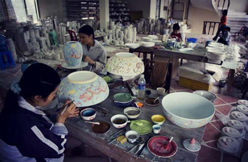 Phu Lang Pottery Village Half Day