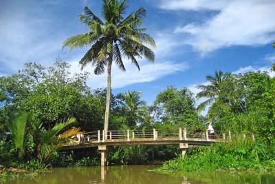Hideaway Mekong Delta Ben Tre Island