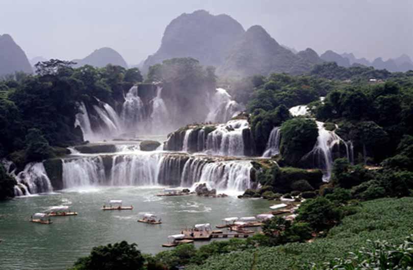 Vietnam Deltas, Beaches and Plateaus