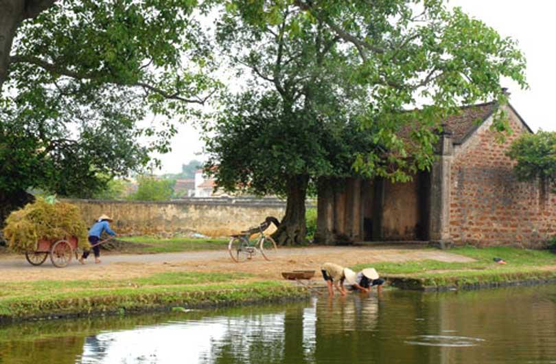 Explore Gorgeous Van Giang Village