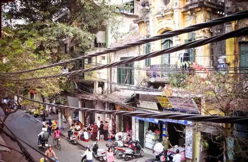 Hanoi War Sites Half Day Tour