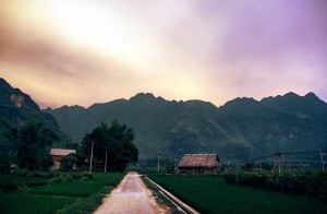 Deep Trek to Mai Chau Valley