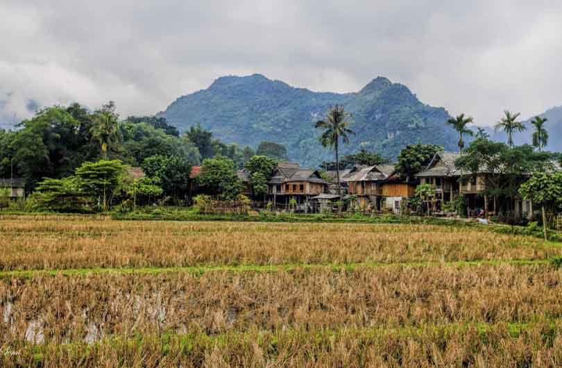 A Day in Mai Chau Village