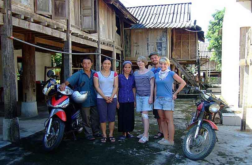 Mai Chau Easy Trek and Homestay