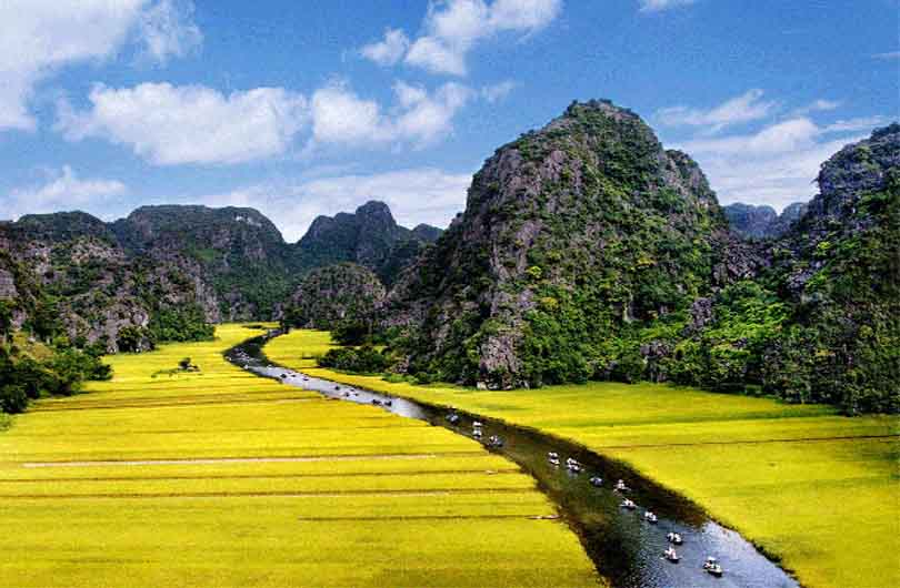 Northern Vietnam Hidden Charm Paths