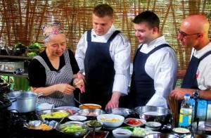 Saigon Cooking Class with Cu Chi Tunnels