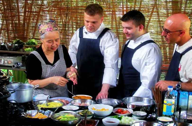 Hanoi Cooking Class Half Day Tour