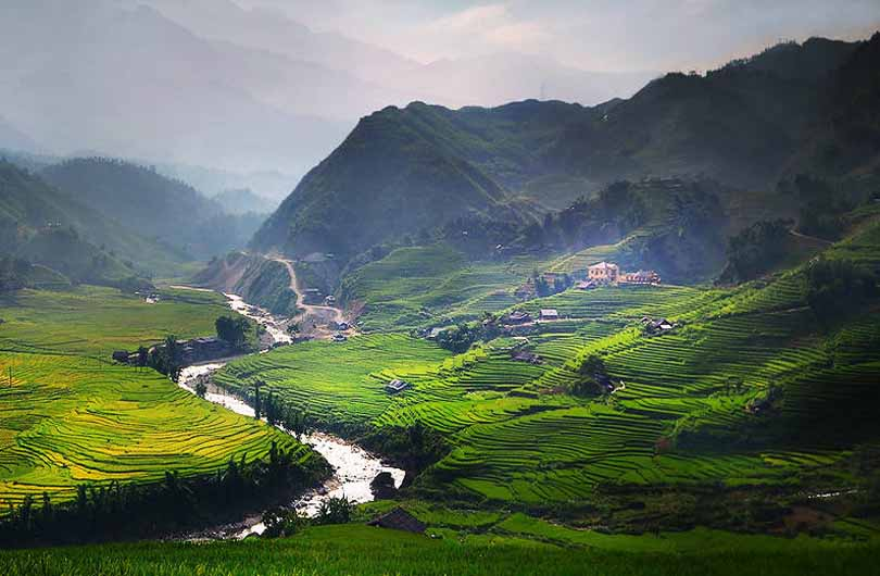 Passionate Vietnam Vacation