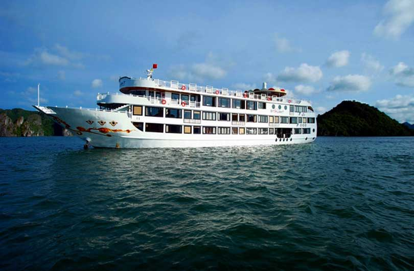 Halong Bay Escape Junk Boat Cruise