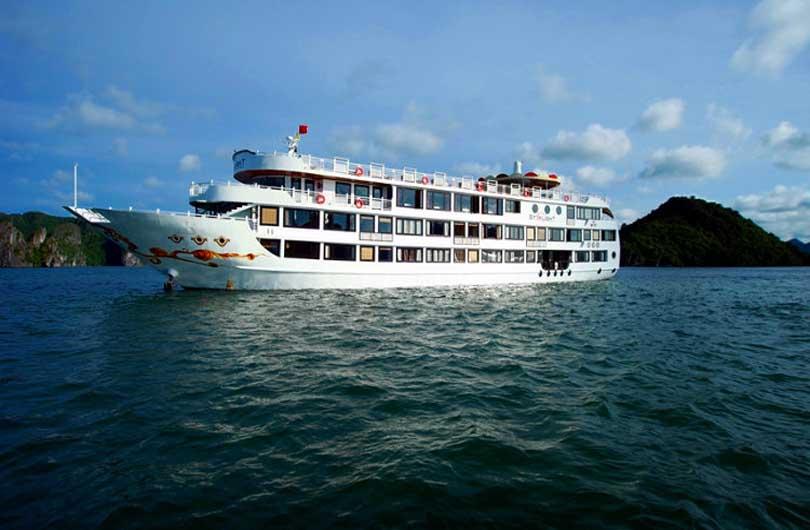 Halong Bay Escape Junk Boat Cruise