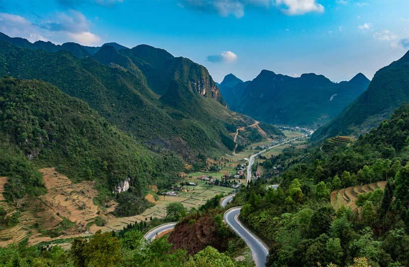 Ha Giang Loop Comfort Car Ride
